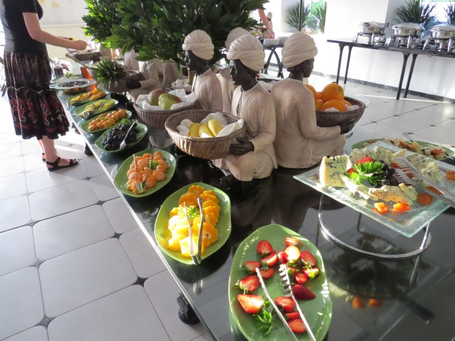 Am Buffet