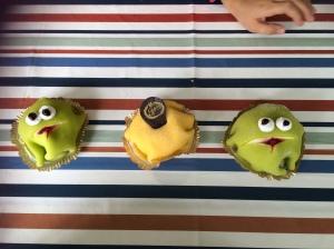 Super Schwedentörtchen vom dänischen Meisterbäcker aus Roasjö