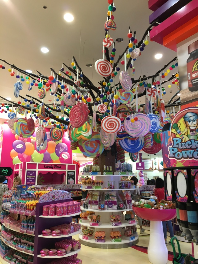 Candylicious in der Dubai Mall