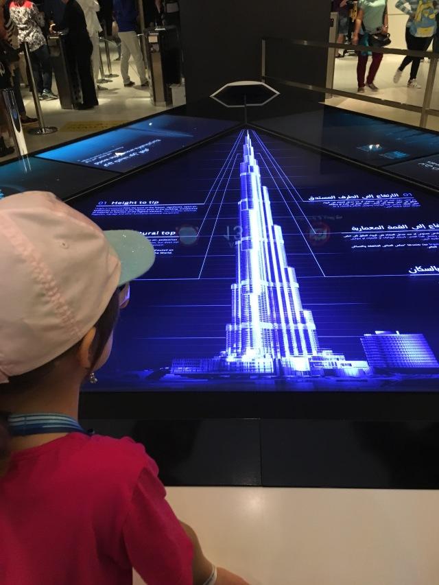 Im Burj Khalifa