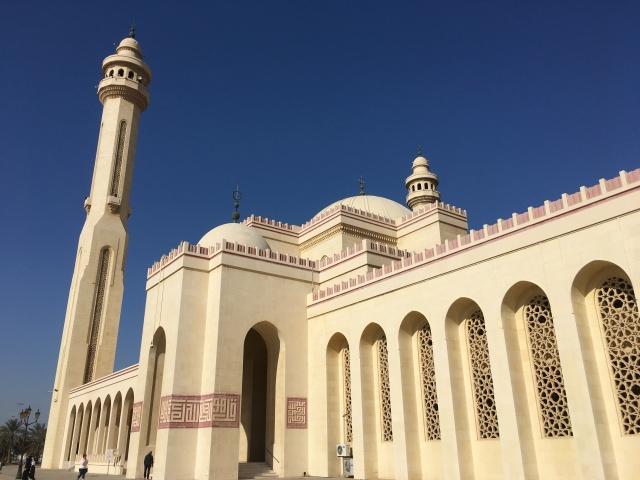 Grand Mosque Manama