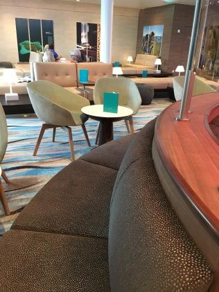 Waterkant-Bar auf der Mein Schiff 4