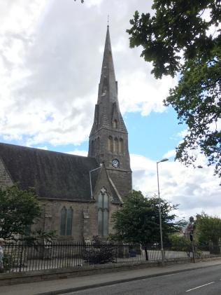 Kathedrale in Invergordon