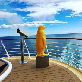 Kunst auf der Mein Schiff 4 / Ausguck Deck 15