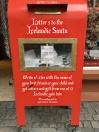 Briefkasten für den Weihnachtsmann Islands