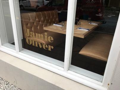 Jamie Oliver's in Reykjavvik