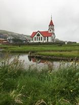 Sandavags Kirkja, Vagar