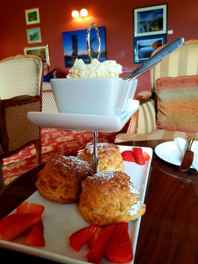 Coul House Scones