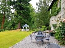 Coul House Garten