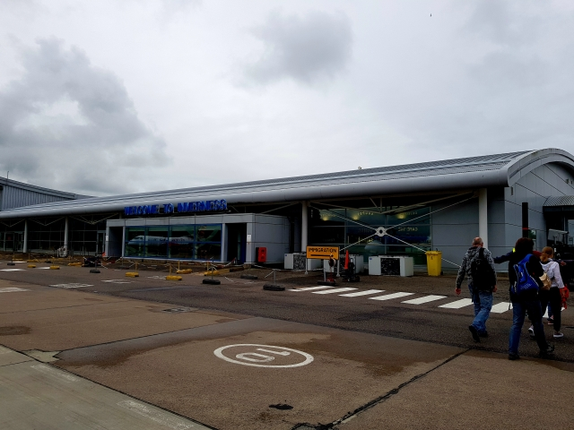 Flughafen Inverness