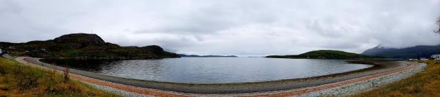 Landschaft Nähe Ullapool