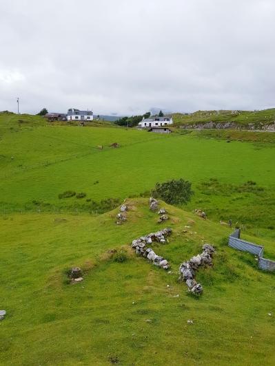 Landschaft Nähe Lochinver