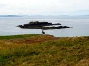 Wunderschöne Handa Island