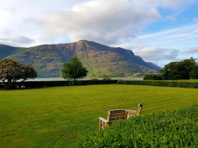 The Torridon mit Loch Torridon