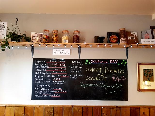 Speyside Coffee Café Garmouth